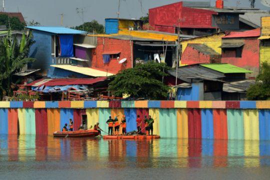 2.000 petugas bersihkan Sunter sambut Asian Games