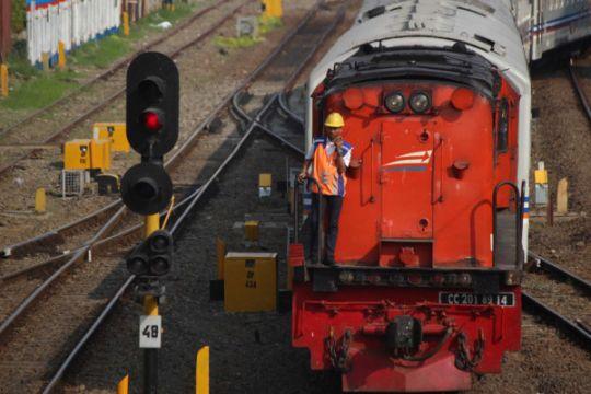 Lebih 200.000 tiket kereta api terjual di Sumut