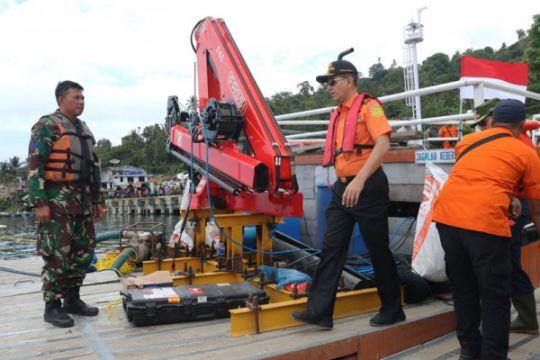 TNI kirim alat sonar untuk deteksi KM Sinar Bangun di Danau Toba