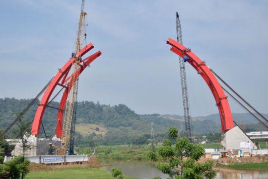 Menhub: Jembatan Kali Kuto sore ini dibuka