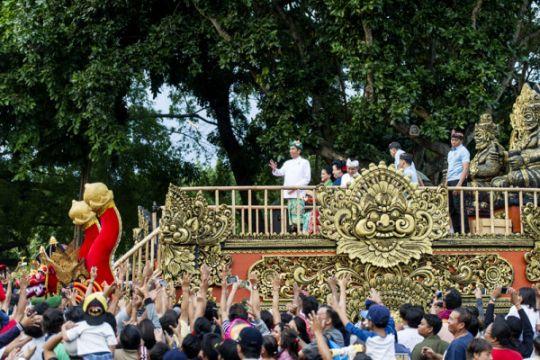 "Presiden harap Bali jangan kehilangan ""taksu"""