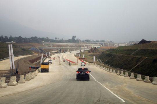 Puncak arus mudik jalur Sukabumi diprediksi H-3