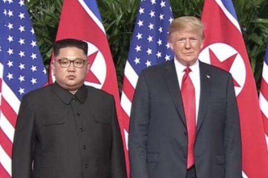 PM: KTT Tump-Kim di hanoi jadi tanda positif Vietnam