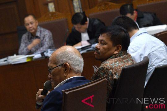 Sidang lanjutan korupsi SKL BLBI