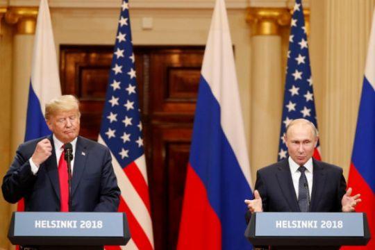 AS-Rusia bergandengan tangan jamin keamanan Israel
