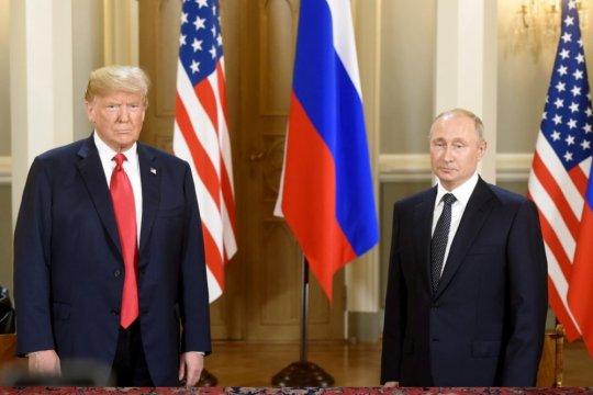 Rusia dan AS bahas kemungkinan Putin ke Washington