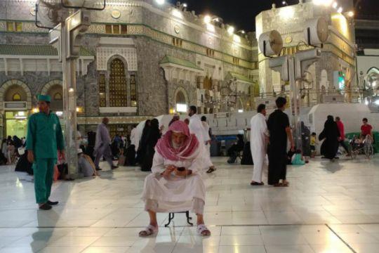 Laporan dari Mekkah - Keabsahan berhaji ilegal tunggu keputusan ulama