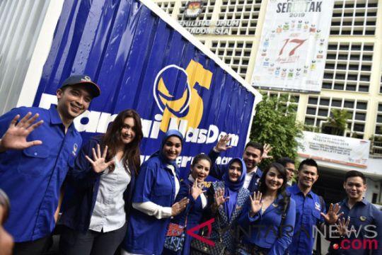 Nafa Urbach berniat balik ke politik