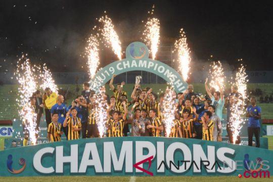 Taklukkan Myanmar, Malaysia juara ketiga Piala AFF-U16