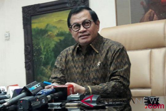 Seskab: Menteri tim sukses Jokowi-Ma'ruf tidak orasi tapi cukup fokus bekerja