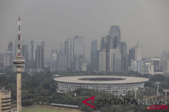 KPBB: langit kelabu Jakarta tanda udara tidak sehat