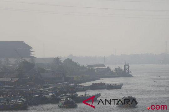 Satelit deteksi 150 titik panas di Sumatera