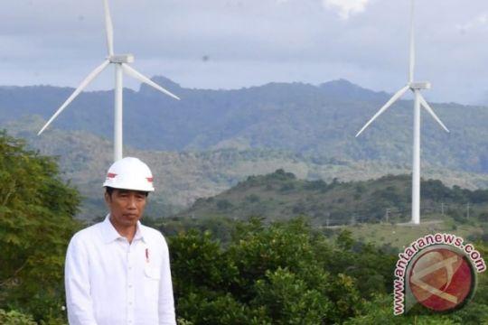 PLTB Sidrap perintis energi baru terbarukan