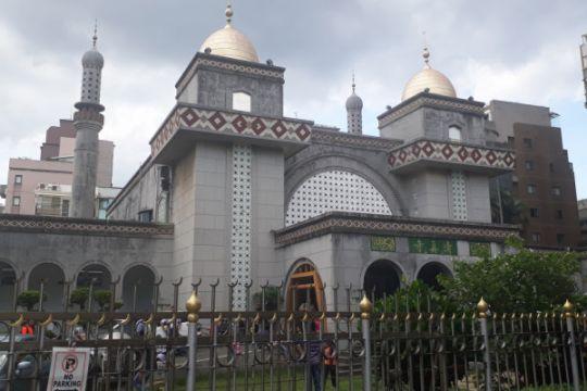 Wisatawan muslim makin mudah shalat di Taiwan