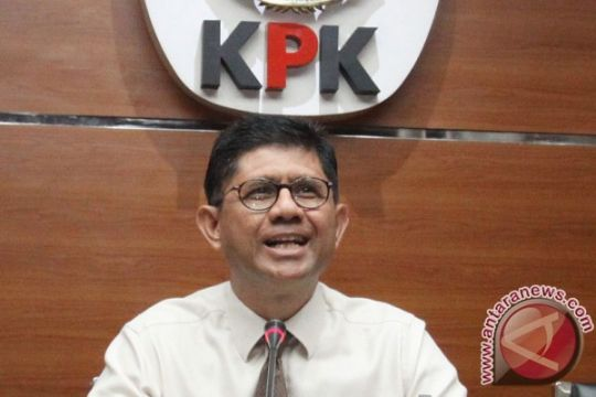 KPK titip pesan agar perusahaan asing tak lagi suap pejabat Indonesia