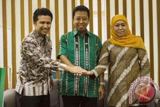 Khofifah-Emil Dardak masuk tim kampanye Jokowi-Ma
