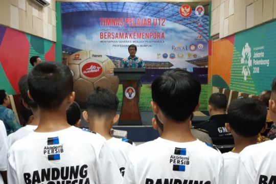 Akademi Persib wakili Indonesia ke turnamen di China
