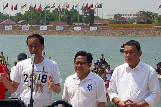 Hadiah Rp1 miliar untuk kejuaraan Dragon Boat 2018