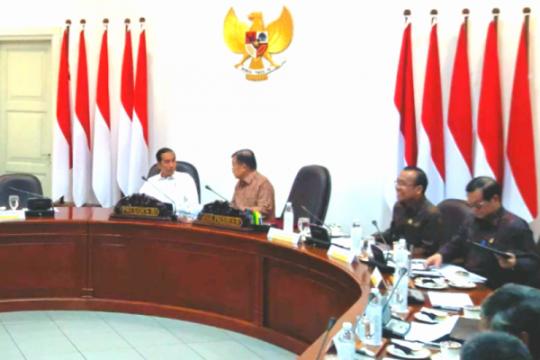 Presiden Jokowi tekankan percepatan biodiesel