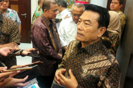 Moeldoko: Demokrasi Indonesia Dikagumi Dunia