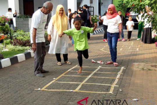 Balai Pustaka dan Telkom ajak masyarakat lestarikan permainan anak tradisional
