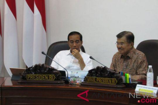 Jokowi temui Jusuf Kalla