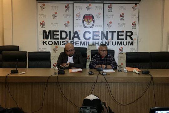KPU sudah terima rekapitulasi suara dari 111 daerah
