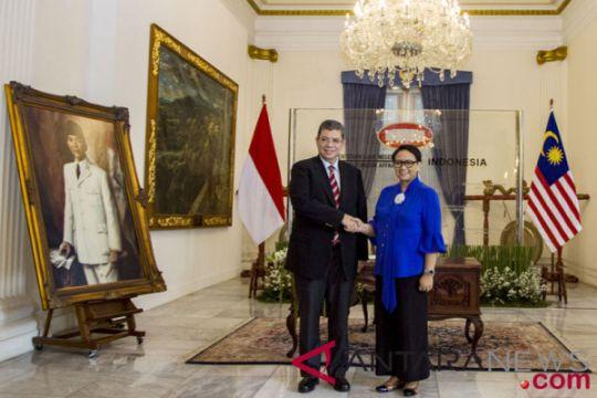 Indonesia-Malaysia percepat penyelesaian masalah perbatasan