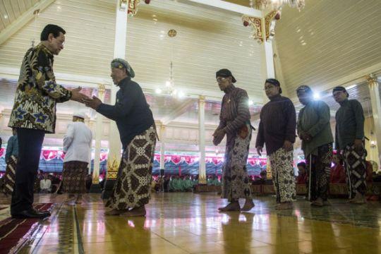 Syawalan Abdi Dalem keraton Yogyakarta