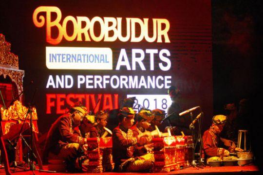 Borobudur International Art Performing Festival