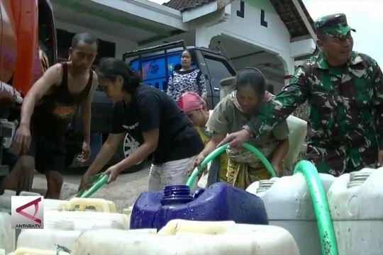 Tujuh dusun di Temanggung disuplai air bersih