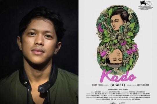 Film pendek Aditya Ahmad berkompetisi di Festival Film Venesia