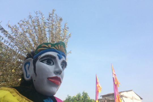 Ikon Betawi siap sambut Anies di Setu Babakan