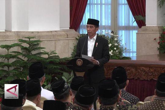 Presiden resmikan MTQ internasional kedua