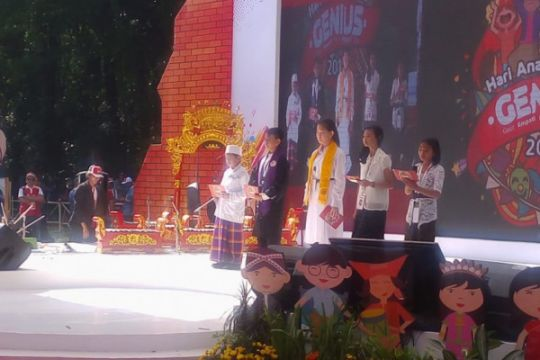 Presiden sapa peserta HAN 2018 lewat video