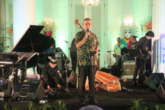 DKI promosikan musik nusantara ke Dubes