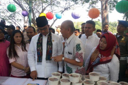 Gubernur DKI Jakarta buka pameran ternak di Banjir Kanal Timur