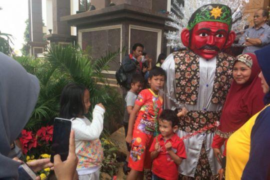 Lebaran Betawi unjuk kekuatan budaya ibukota