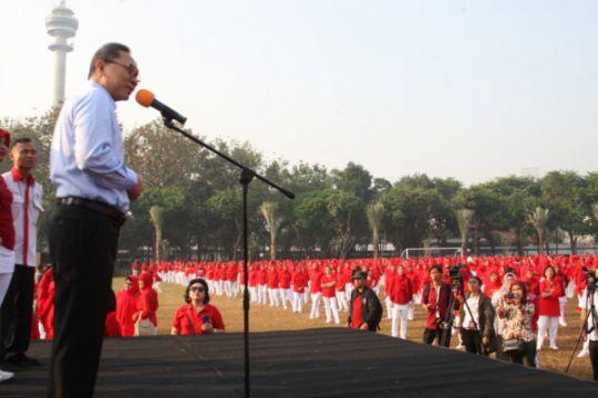 MPR dukung pemecahan rekor MURI tari poco-poco