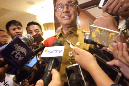 Gubernur Anies perkenalkan atlet asal DKI