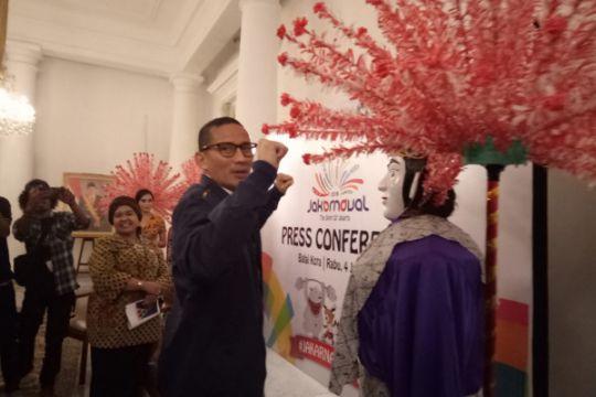 Warga Jakarta diajak meriahkan Jakarnaval 2018