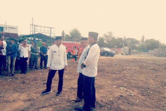 Sandiaga canangkan pembangunan stadion bertaraf internasional