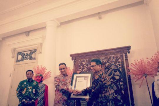 Jakarta sebagai pemenang We Love Cities 2018