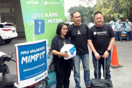 Mitra Go-Jek berpeluang dapat penghasilan tambahan lewat kerja sama iklan