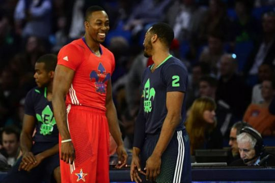 Wizards resmi datangkan Dwight Howard