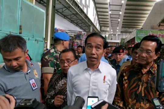Presiden Jokowi minta kades cegah desa dari terorisme