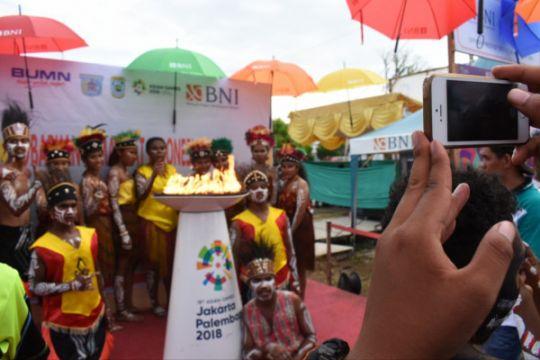 Polda Sumsel siapkan 1.700 personel sambut obor api Asian Games