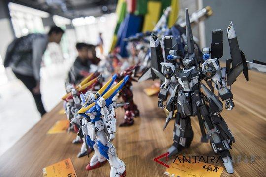Hari ini, festival kuliner hingga bazar Gundam
