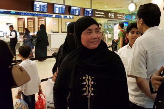 Bebas dari hukuman mati di Saudi, TKW kembali ke Indonesia