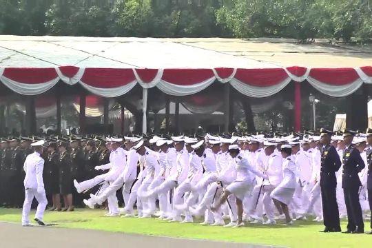 Prasetya Perwira TNI & Polri 2018